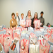 VNA/SCC staff assemble over 80 bags for needy families