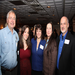Limelight Productions Bill Beautyman, BFMC's Lauren Zink and Diane Pearlman, InCommN's Claudia Gere and Rick Feldman.
