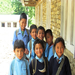 Second graders in Doodhkunda School in Solukhumbu district, Nepal.
