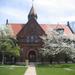 Clapp Memorial Library, dedicated June 30, 1887