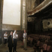 Congressman Richard Neal goes on a tour of the Victory Theatre
