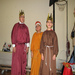 Children dressed as the Three Kings for our annual celebration