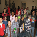 Children at our annual Three Kings event where we distribute toys to area children