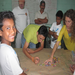 Un Mundo uses many participatory activities to draw out the voice and creativity of everyone.