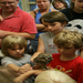 Summer Reading Fun for all ~ Raptors in the Library-- Thanks to the Friends