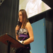 2012 Youth of the Year Kayla Baurele gives her speech