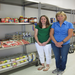 Allison Maynard, Director and Candace Larger, Program Director at our Emergency Food Pantry