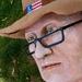Justin Dart giant puppet