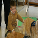 Comfort dogs doing what they do best in CT!