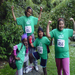 My team from last year; they completed the Lollipop 5K Run and are feeling STRONG!