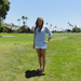 Golfing in Coronado, California