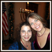 Zuzana Landres & Stephanie Avedon at the 2012 White House Hanukkah Reception