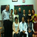 The doctors and social workers at the Pediatric Hospital in Hanoi, Vietnam