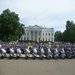 2012 Riders gather in front of the White House after the Road to Hope Ride.