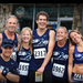 My running group (I'm #1657). They help me endure many miles of training so that I can be ready for the marathon.