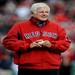 Ted Kennedy throwing out first pitch at Fenway Park