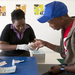 HIV Testing at the Lesotho Football for Hope Center