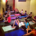 Yoga fundraiser at South Boston Yoga!
