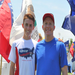 Dad and I at World Youth Trials