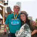 Me and my daughter after the 2012 Marathon!