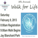 Walk for Life - Cheyenne's Team
