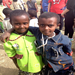 Children in one of the villages outside of Gondar
