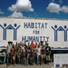 Each Trekkers expedition includes a community service component. Students often volunteer for Habitat for Humanity.