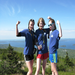 Our 7th grade Trekkers tackle Mt. Cadillac in Acadia National Park during the Teen Trekkers expedition.