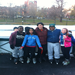 after school ice skating field trip to the frog pond!