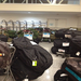 Some of our luggage. It takes a lot of packing to make these trips happen!