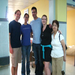 A few members of our Ecuador team, April 2012.