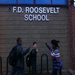 FDR loves rock paper scissors!