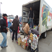 Soon after Sandy hit Coney Island, BCS arrived with food, water and clothing.