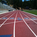 Come to a home meet at our newly resurfaced track!