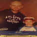 Brooks and Rally supporter, Braves catcher, Brian McCann