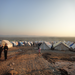 This is the Olive Tree Camp in Atmeh, Syria, home to 18,000 displaced Syrians. Please support this cause.