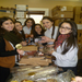 Happy Purim from Shulamith High School! (The girls are helping pack Mishloach Manot for Keren Aniyim.)
