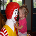 Kisses to Ronald!