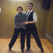 Ryan and I are getting ready to Dance