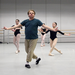 John Clifford, former principal dancer with the New York City Ballet, visit to KAB