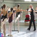 Yuri Fateev, Deputy Director of the Ballet Company of the Mariinsky Theatre. Master class to KAB students. October 2012