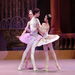 "Riho Skamoto and Emerson Moose. ""A Storybook Sleeping Beauty"" performance. December 2012"