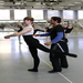 Ricardo Bustamante, Ballet Master/Assistant to the Artistic Director at San Francisco Ballet, presenting a master class