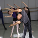 "Mr. Rushing introduced KAB students to the Horton Technique and to Ailey's iconic work, ""Revelations."""