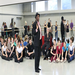 Doug Varone and Donald Byrd, along with their talented dancers, as a part of the DanceMotion USA outreach program