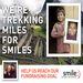 """Miles for Smiles"" Joe & Tate's Inca Trek"