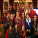 Younglife girls at the christmas party