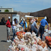 Mobile Pantry produce distribution at the Colorado River Food Bank