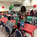 Devereux foster families receiving holiday gifts during the Foster Care Appreciation Party in Phoenix.
