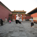 Jumping for joy to be in Beijing - 2008